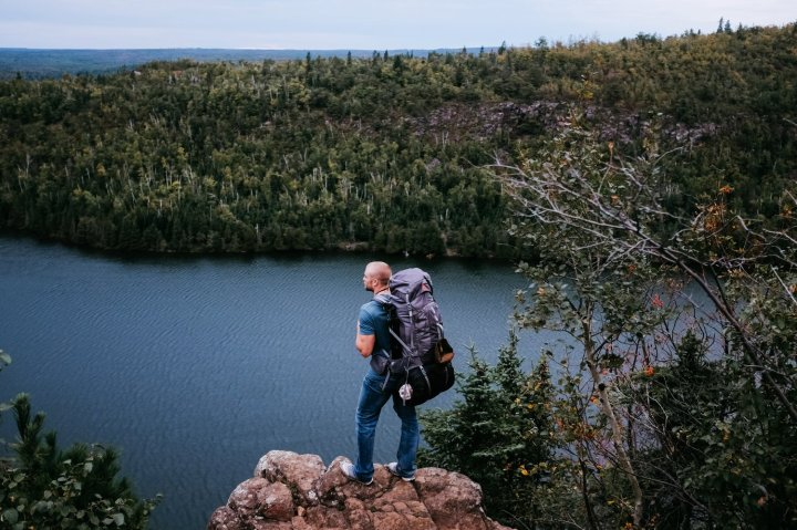 North Shore 2016 – Bean Lake Superior Hiking Trail