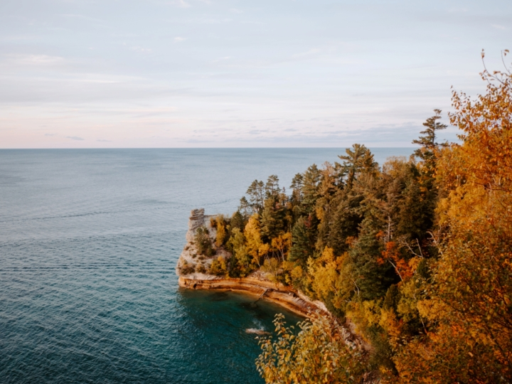 Upper Peninsula Michigan Camping Roadtrip